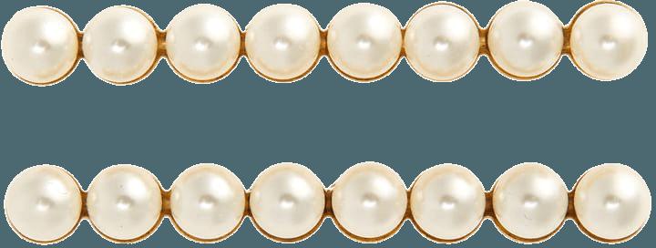 Jennifer Behr Gracie 2-Pack Imitation Pearl Bobby Pins | Nordstrom