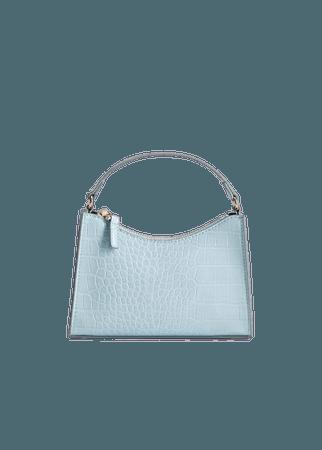 Mini sac chaîne - Femme | Mango Canada