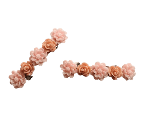 Sweet & Soft Mini Barrettes
