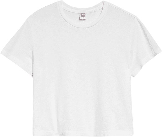 Women's 1950s Boxy T-Shirt