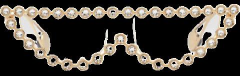 Gucci Eyewear Crystal Embellished Sunglasses 530133I0330 Gold | Farfetch