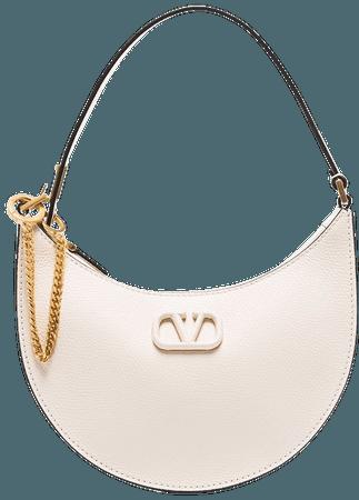 Shop Valentino Garavani VSLING leather shoulder bag with Express Delivery - Farfetch