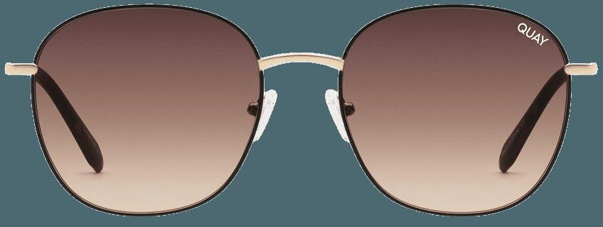 JEZABELL Round Sunglasses | Quay Australia