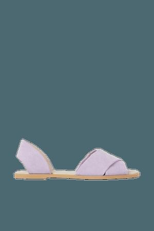 Sandals - Light purple - Ladies | H&M US
