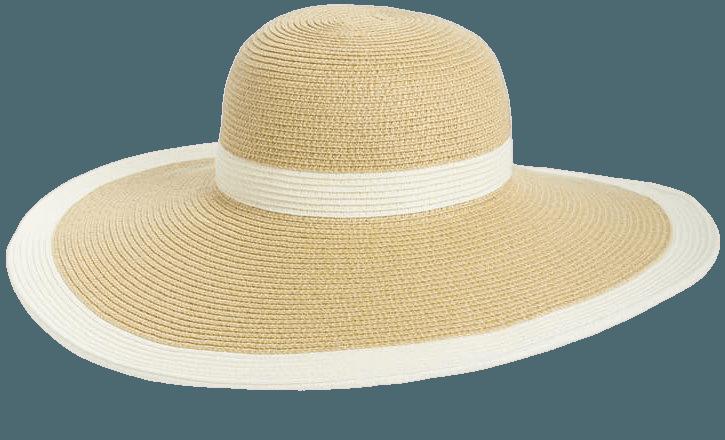Sand Diego Hat Stripe Floppy Straw Hat | Nordstrom