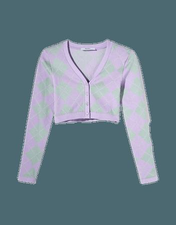 Diamond jacket and skirt set - NEW - Woman | Bershka