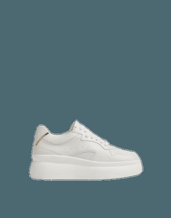Decorative platform sneakers. - Shoes - Woman   Bershka