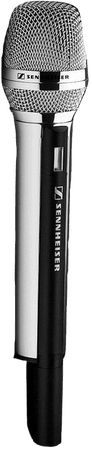 Chrome Microphone