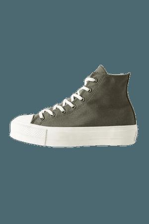 Converse Chuck Taylor All Star Hybrid Texture Platform High Top Sneaker | Urban Outfitters