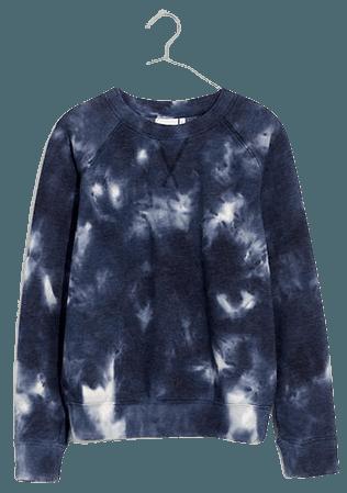 Richer Poorer Tie-Dye Recycled Fleece Sweatshirt