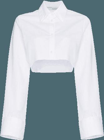 Off-white crop top