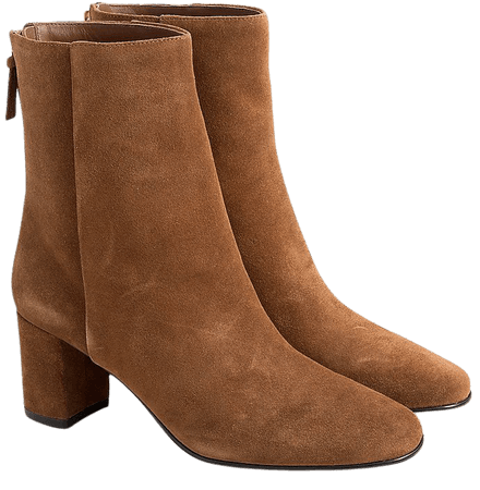 J.Crew: Willa Suede Ankle Boots For Women