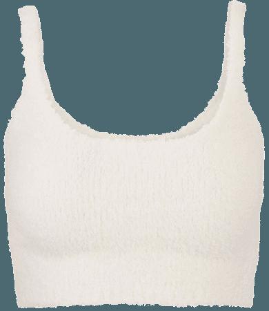 Cozy Knit Bralette - Bone | SKIMS