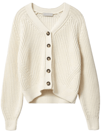 Women's Texture Cotton Cardigan   Everlane