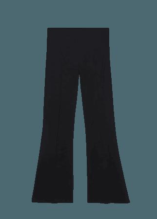 Flared trousers - Women | Mango USA
