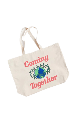 Coming Together Tote Bag | Urban Outfitters