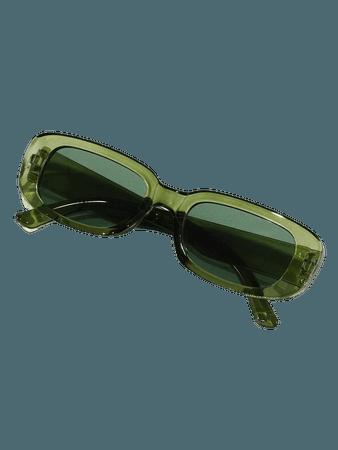 Square Frame Sunglasses   SHEIN USA