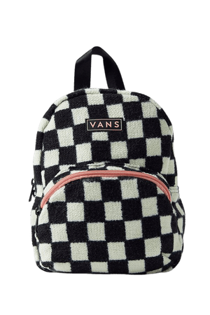 Vans Retro Retirement Terry Mini Backpack | Urban Outfitters