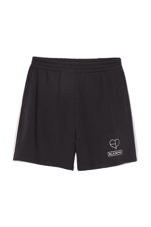 Sweatshorts - Black/Blackpink - Ladies   H&M US