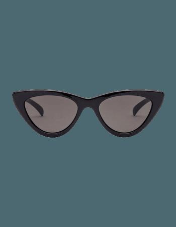 VOLCOM Knife Gloss Sunglasses - BLACK - VE02800201 | Tillys