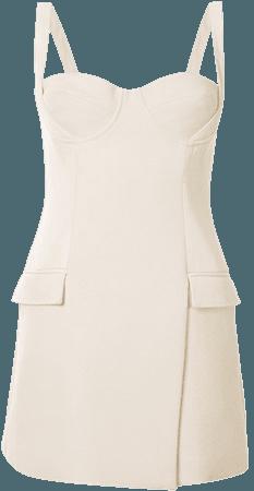 Dion Lee Bustier Mini Dress - Farfetch