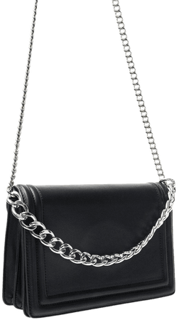 Crossbody bag with chain - Women's Just in | Stradivarius United States