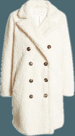BLANKNYC Faux Shearling Jacket   Nordstrom