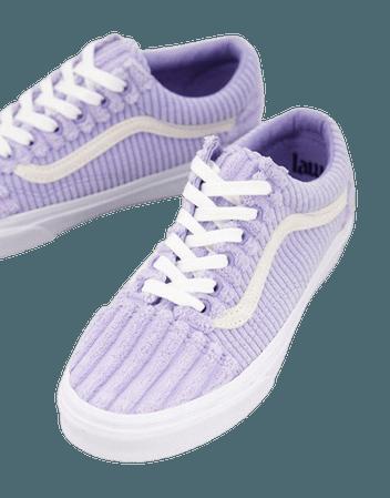 Vans x Anderson Paak Old Skool sneakers in lilac | ASOS