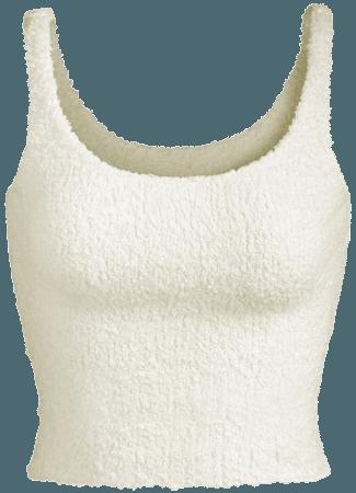 Cozy Knit Tank - Bone | SKIMS