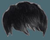 Short Black Hair 1