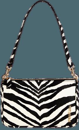 Poppy Lissiman - Poison Pouchette Bag - Zebra