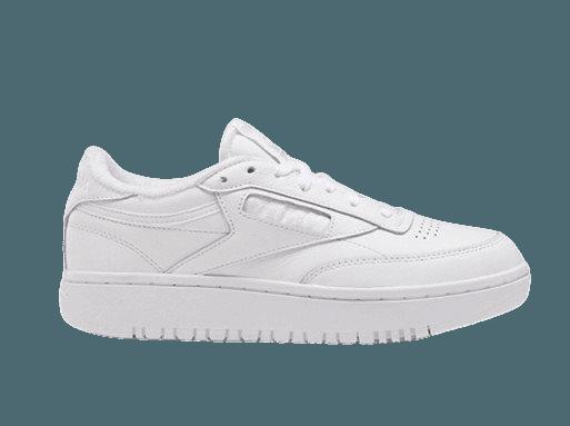 Reebok Club C Double sneakers in white   ASOS