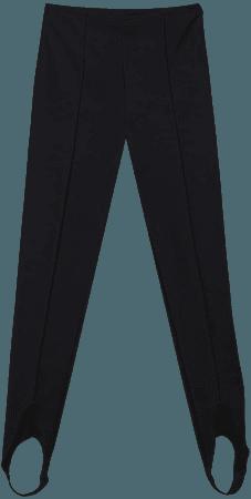 Stirrup leggings - Women's Just in | Stradivarius United States