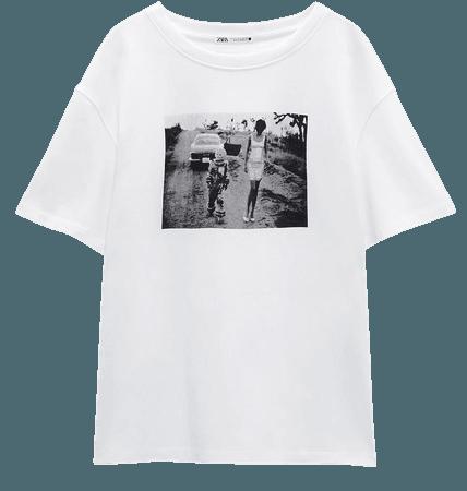 HELENA & DEBBIE LEE T-SHIRT | ZARA United States