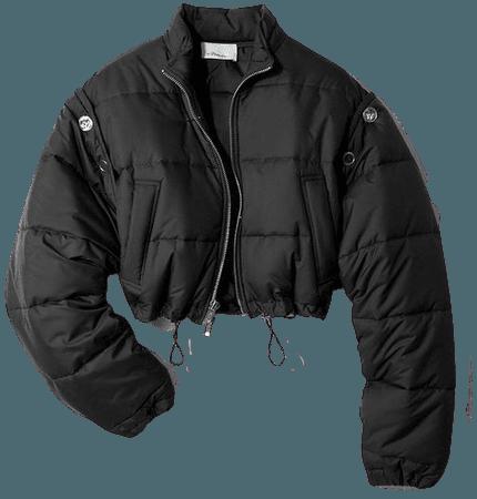 3.1 Phillip Lim Blue Puffer Ski Coat