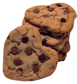 chocolate chip cookies png