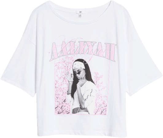 Aaliyah Women's Graphic Tee