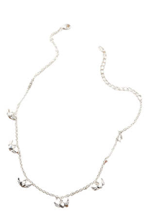 Lilith Icon Charm Necklace   Urban Outfitters