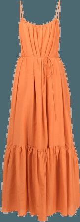 Matteau Tiered Long Dress - Farfetch