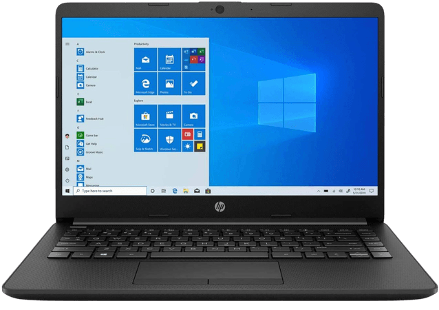"""Newest HP 14"""" HD WLED Backlit High Performance Business Laptop"""