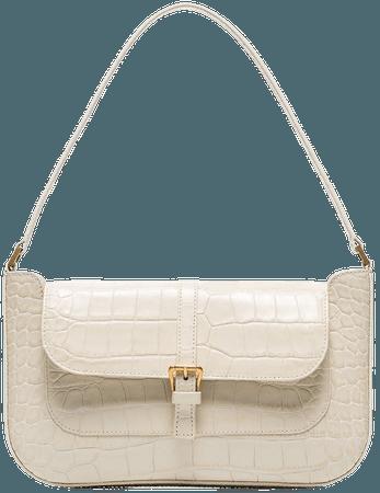 Shop BY FAR Miranda shoulder bag with Express Delivery - FARFETCH
