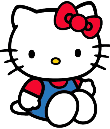 hello kitty png 3