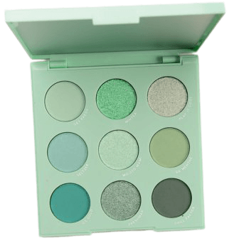 Mint to Be - Pastel Mint Eyeshadow Palette | ColourPop
