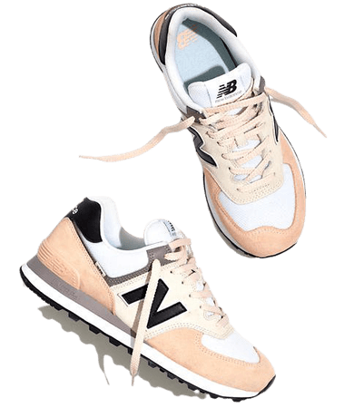 New Balance® Suede 574 Sneakers