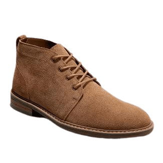 Men's Brantley Genuine Leather Chukka Boots - Goodfellow & Co™ Brown : Target