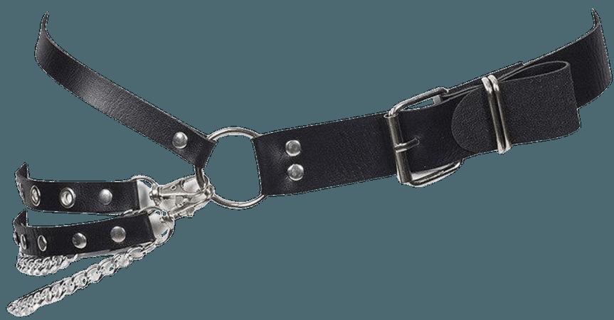 eGirl Sexy Gothic Punk Belt - Shoptery