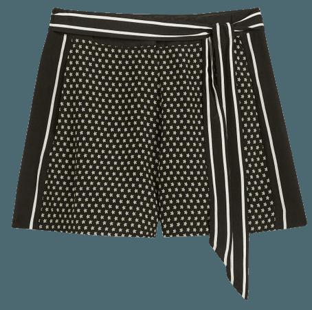 Soft Short - Black | Pants | Ted Baker