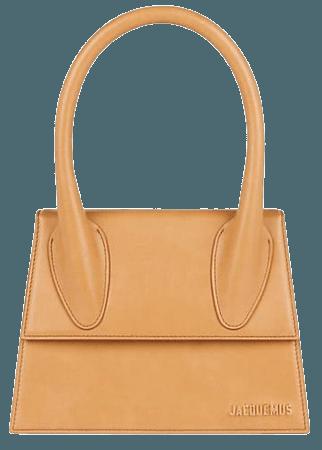 Jacquemus Le Grand Chiquito Leather Top Handle Bag   SaksFifthAvenue
