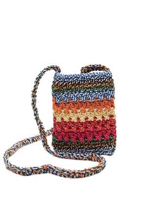 UO Sunny Multi Woven Crossbody Bag | Urban Outfitters