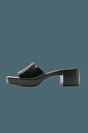 Steve Madden Harlin Heeled Mule Sandal   Urban Outfitters
